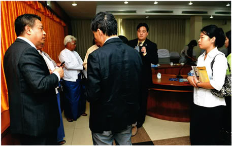 ミャンマーパートナー募集:photo